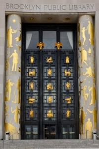 bk library doors